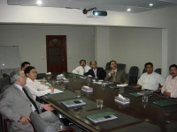 Meeting with Chinese Delegation pictures