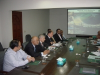 Meeting with Turkish Delegation from Asia Minor Mining pictures