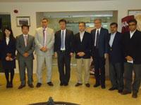 Meeting with Haenergy China